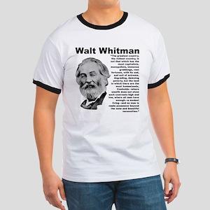 Whitman Inequality Ringer T