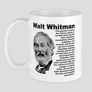 Whitman Inequality Mug