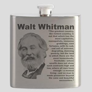 Whitman Inequality Flask