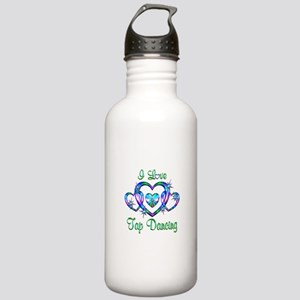 I Love Tap Dancing Stainless Water Bottle 1.0L