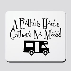Rolling Home Mousepad