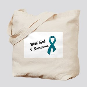 I Overcame (OC) Tote Bag