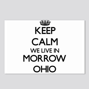 Keep calm we live in Morr Postcards (Package of 8)