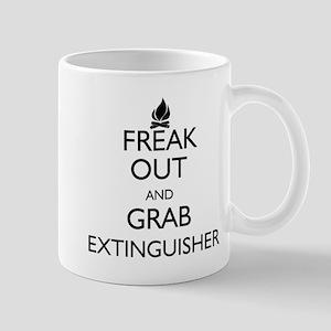 Freak Out Mugs