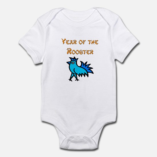 Year of the Rooster Infant Bodysuit