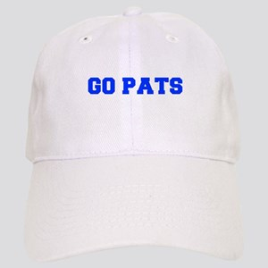 Go Pats-Fre blue Baseball Cap