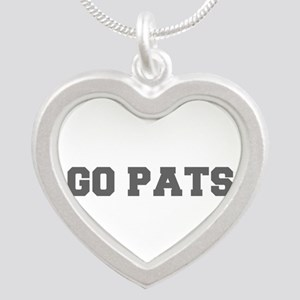 GO PATS-Fre gray Necklaces
