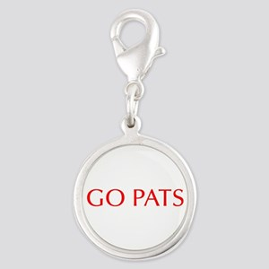 Go Pats-Opt red Charms