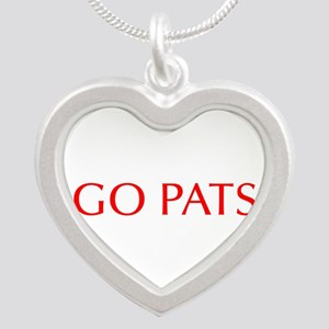 Go Pats-Opt red Necklaces