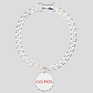 Go Pats-Opt red Bracelet