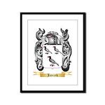 Janicek Framed Panel Print