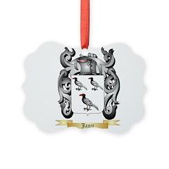 Janic Ornament