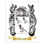 Janiak Small Poster