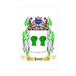 Janes Sticker (Rectangle 50 pk)