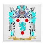 Janes 2 Tile Coaster