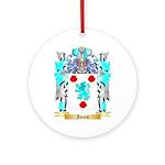 Janes 2 Ornament (Round)