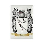 Janer Rectangle Magnet (100 pack)