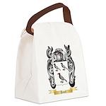 Janel Canvas Lunch Bag