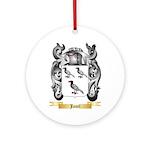 Janel Ornament (Round)