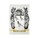 Janecki Rectangle Magnet (100 pack)