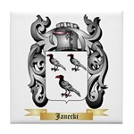 Janecki Tile Coaster