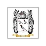 Janecek Square Sticker 3
