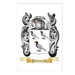 Jandourek Postcards (Package of 8)