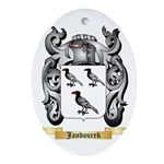 Jandourek Ornament (Oval)