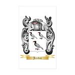 Jandac Sticker (Rectangle 50 pk)