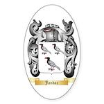 Jandac Sticker (Oval 50 pk)