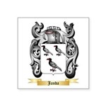 Janda Square Sticker 3