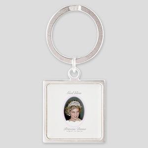 God Bless Princess Diana Keychains