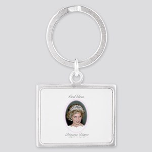 God Bless Princess Diana Keychains