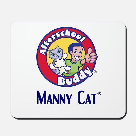 Manny Cat Mousepad