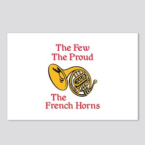 THE FEW THE PROUD Postcards (Package of 8)