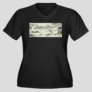 Classic nude art Plus Size T-Shirt