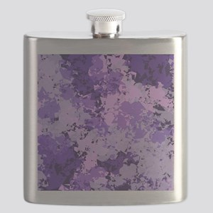Purple Dreams Flask