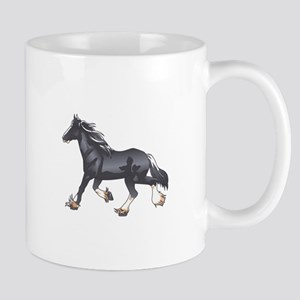 DRAFT HORSE Mugs