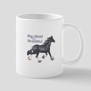 BIG BOLD AND BEAUTIFUL Mugs