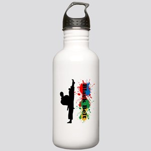 Martial Artist Stainless Water Bottle 1.0L