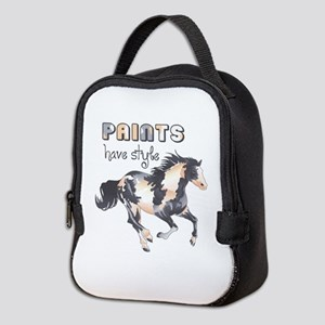 PAINTS HAVE STYLE Neoprene Lunch Bag
