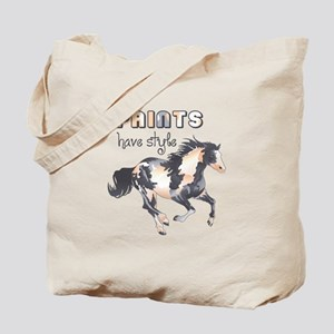 PAINTS HAVE STYLE Tote Bag