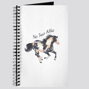 NO TWO ALIKE Journal