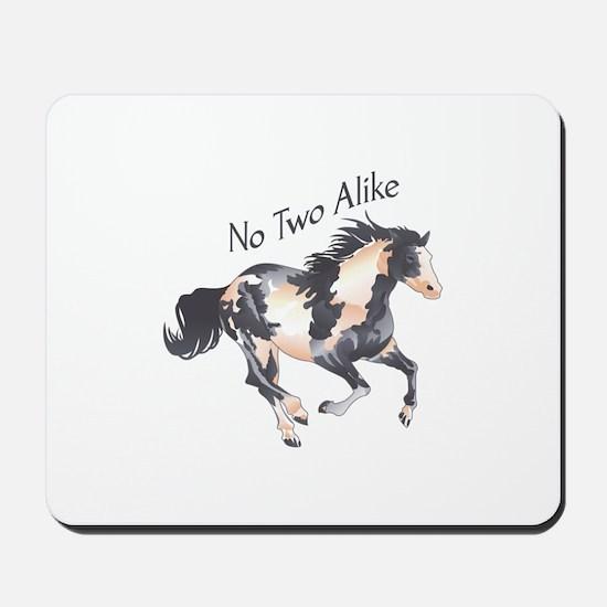 NO TWO ALIKE Mousepad