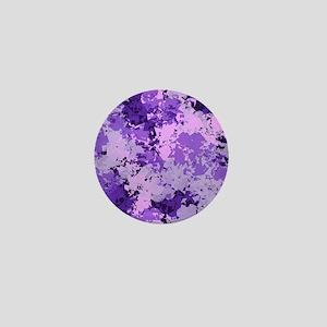 Purple Dreams Mini Button