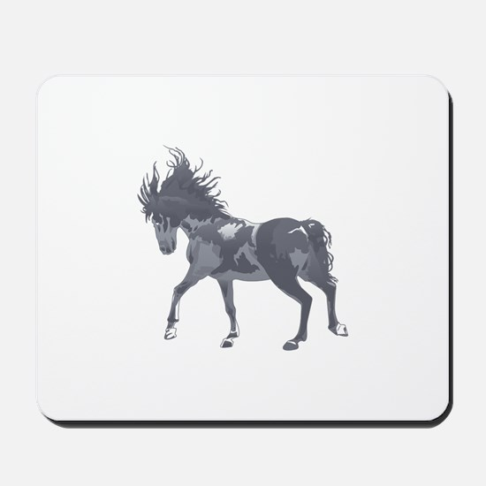 SPIRITED HORSE Mousepad