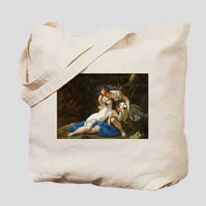 Classic nude art Tote Bag