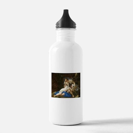 Classic nude art Water Bottle