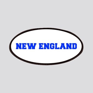 New England-Fre blue Patches