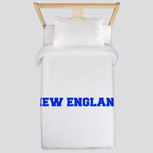 New England-Fre blue Twin Duvet